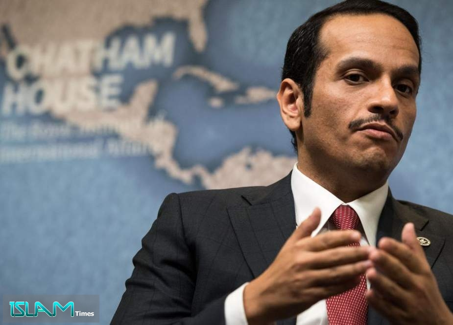 Qatar Urges Arab States to Form United Front against Israel Instead of Normalization