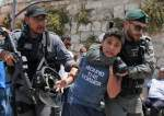 "Rights Group: ""Israel"" Detain 400+ Palestinian Minors since January"