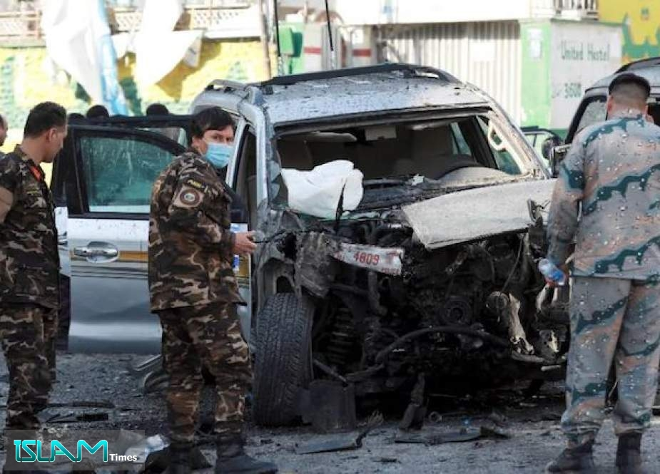 3 Killed As 14 Rockets Hit Multiple Targets in Afghan Capital