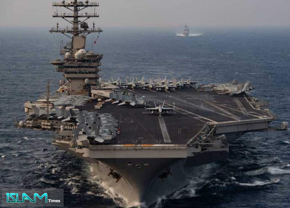 Nimitz Carrier Group Returns to Gulf after Drills