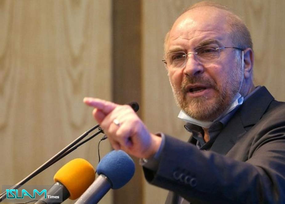 Qalibaf: Lifting of Sanctions Important Not Washington's Return to JCPOA