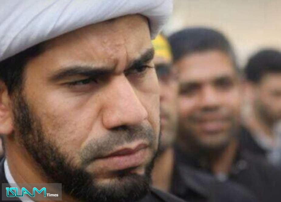 Bahrain Regime Authorities Persecuting, Blackmailing Sheikh Zuhair Ashour: Statement
