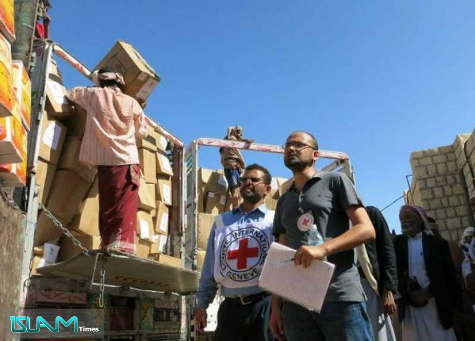 Red Cross Fears US Move Against Yemeni Ansarullah Will Impede Aid