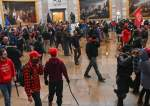 FBI: Capitol Rioters Claim Officer Told Them,