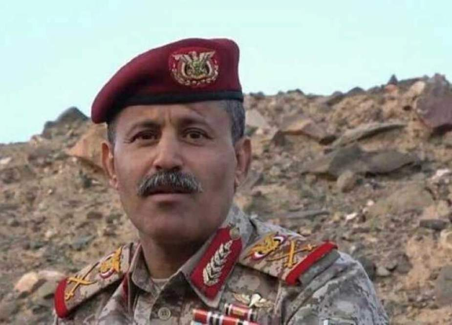 Major General Mohammad Nasser Al-Atefi, Yemeni Minister of Defense.jpg