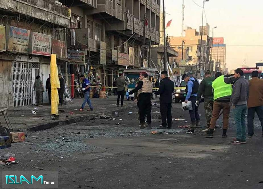 Suicide Attack Leaves 15 Dead, 20 Injured in Central Baghdad Market