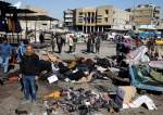 ISIS Claims Responsibility for Baghdad Terrorist Bombings