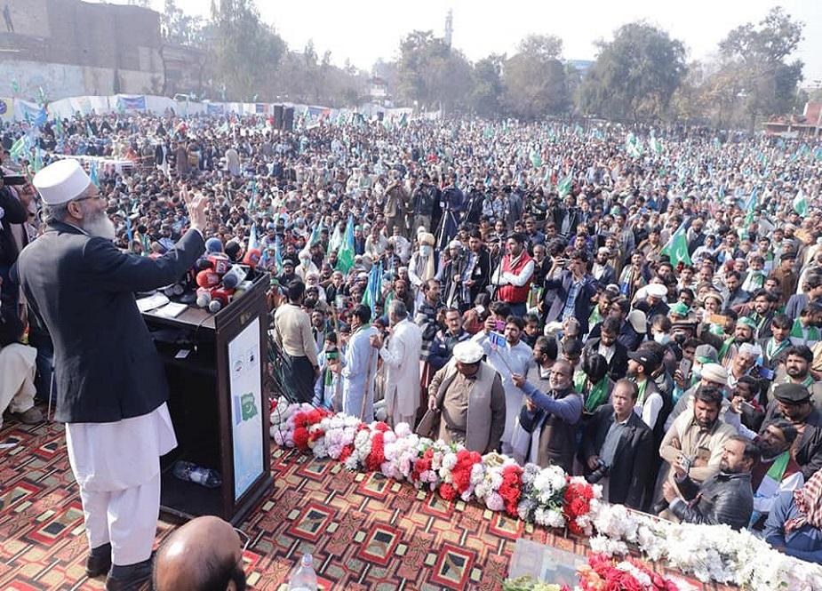 عکسهای اجتماعات جماعت اسلامی در سرگودا