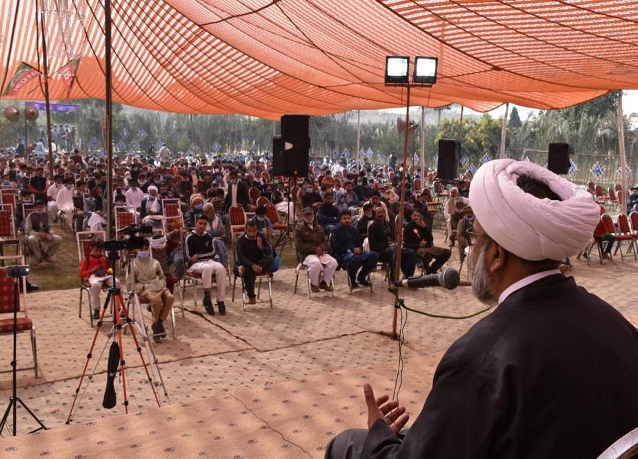 عکس هایی از جشن میلاد فاطمه (سلام الله علیها) در دانشگاه بعث