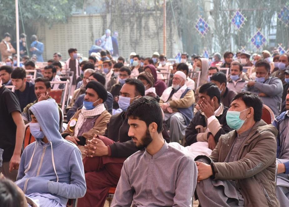 عکسهایی از جشن میلاد فاطمه (سلام الله علیها) در دانشگاه بعث