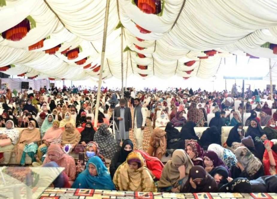 علامه راجا نصیر عباس جعفری ، رئیس مجلس الودات مسلمان پاکستان برای یک روز سفر به مولتان