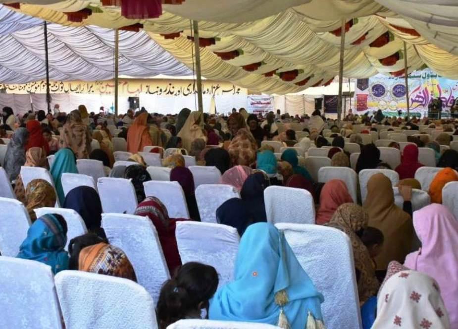 علامه راجا نصیر عباس جعفری ، رئیس مجلس وحدت مسلمان پاکستان برای یک سفر یک روزه به مولتان سفر می کند