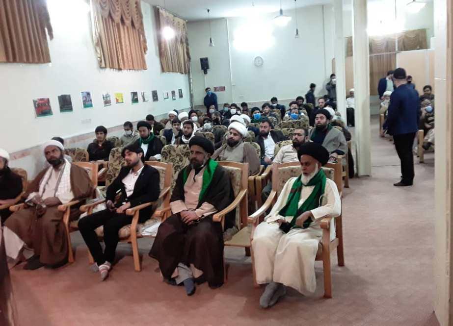 کنفرانس بین المللی در کشمیر تحت حمایت کوم المکاداس ، مجمع بین المللی حمایت از کشمیر و مجمع صدای کشمیر