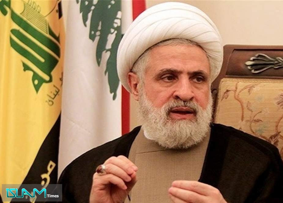 Hezbollah Categorically Rejects Internationalization of Lebanon's Crisis: Sheikh Qassem