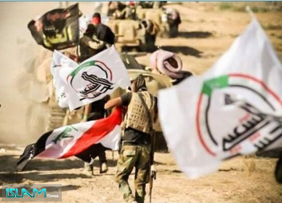 Hashd al-Sha'abi Smashes ISIL Positions in Iraq's Tal Afar