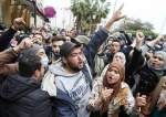 Algerian Students Hold Anti-Gov't Protests
