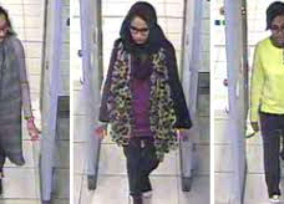 Shamima Begum was 15 when she travelled to Syria with two other teenage friends.jpg