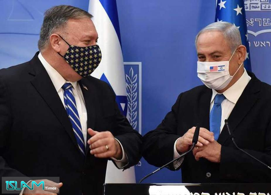Pompeo: Many in Saudi Arabia Seek Normalized Ties with 'Israel'