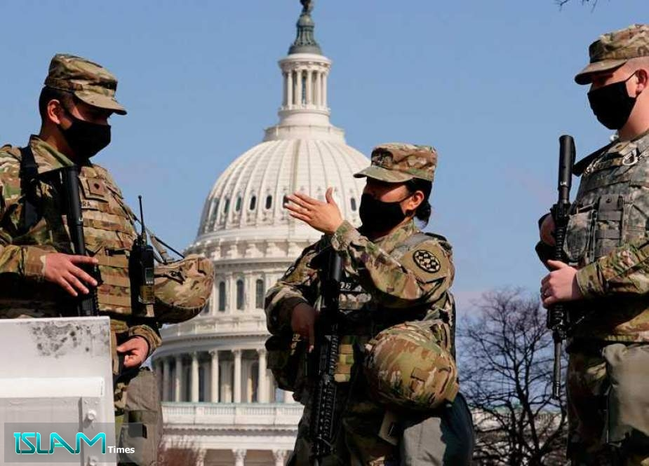 US Capitol Police Call for National Guard to Be Deployed for Another Two Months, Citing Threats