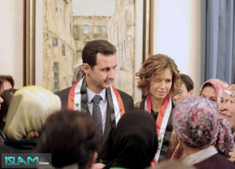 Threatening Syria's First Lady Shows NATO's Depravity - Islam Times