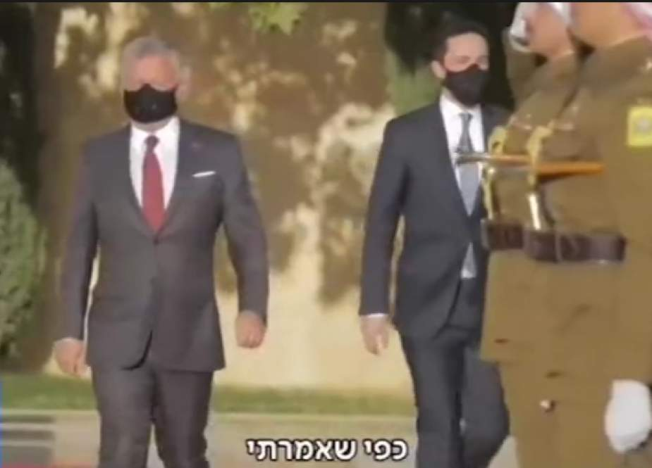 King Abdullah II, in Zionist media.png