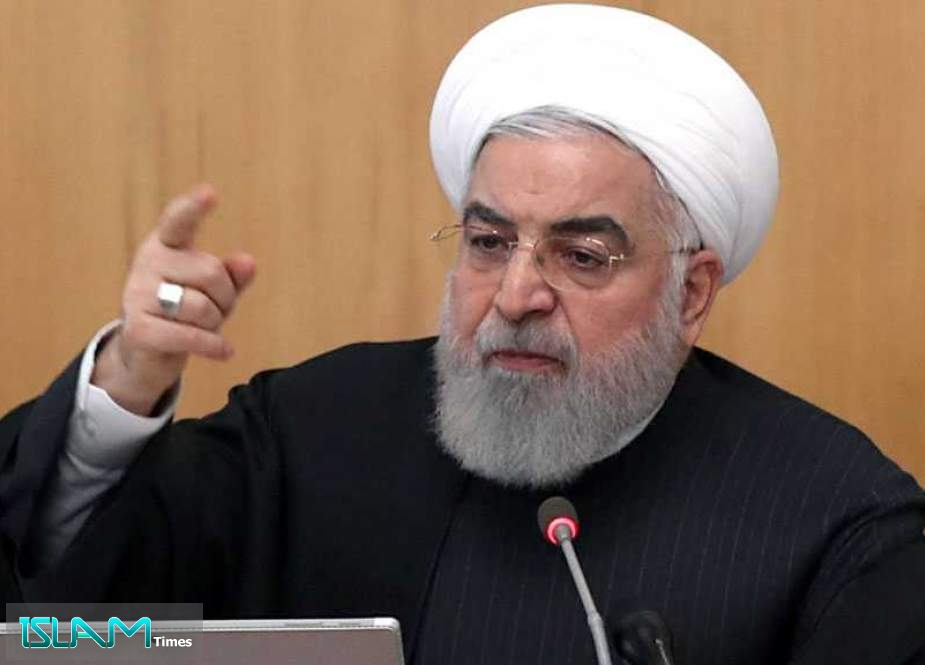 Rouhani: US to Blame for Delay in COVID Vaccine Delivery to Iran