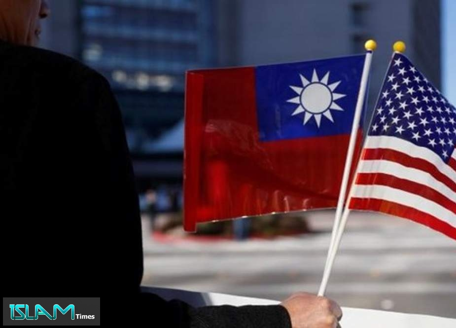 China Urges United States Not to Play with Fire on Taiwan Issue