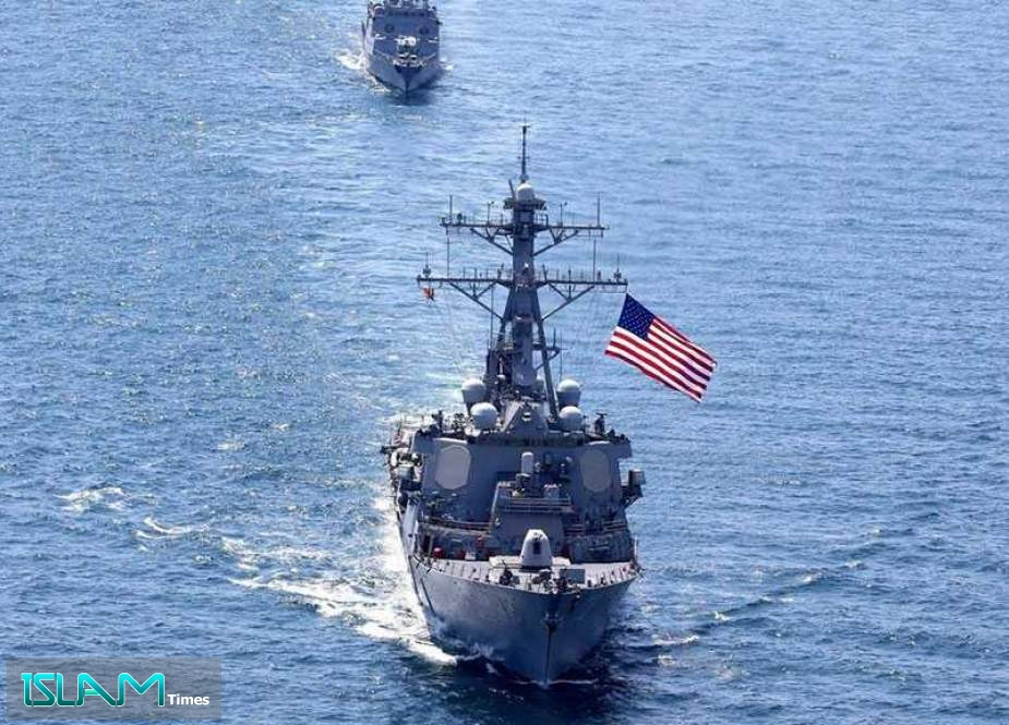 Russia Warns US Warships to Steer Clear Of Crimea 'For Their Own Good'
