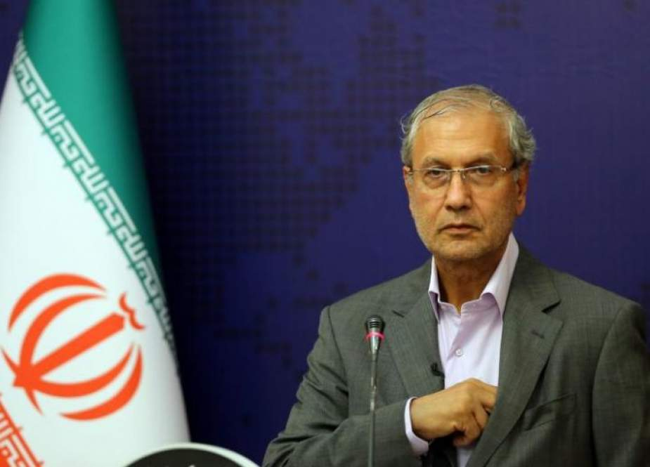 Ali Rabiei- Iranian government spokesman.jpg