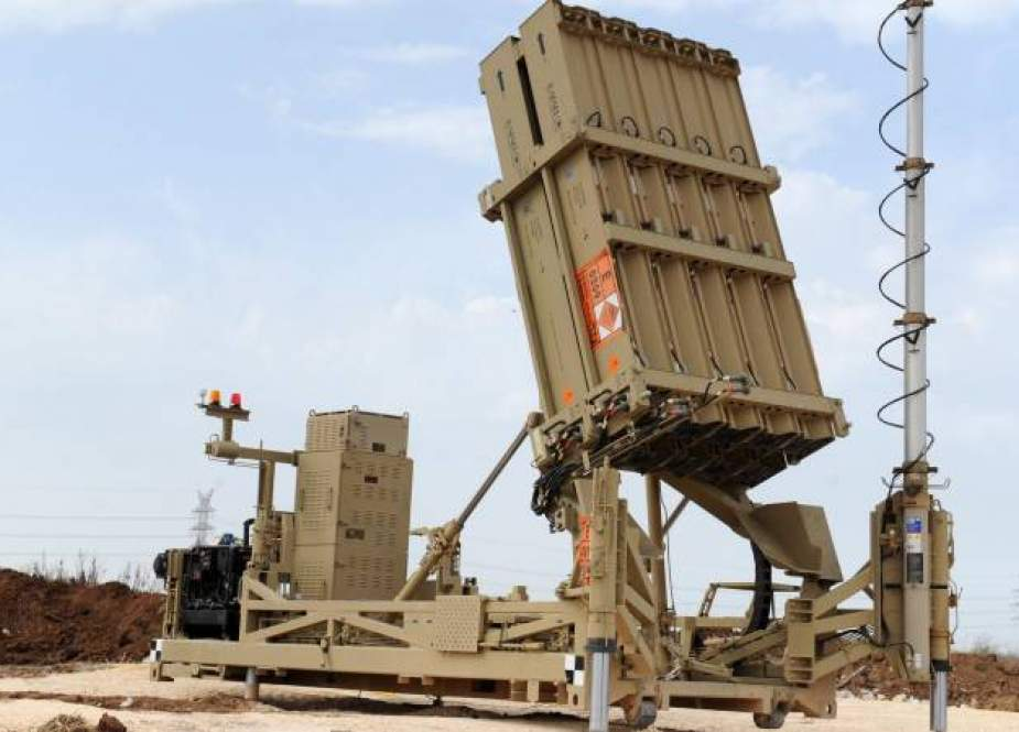 Iron Dome anti-missile systems.jpg