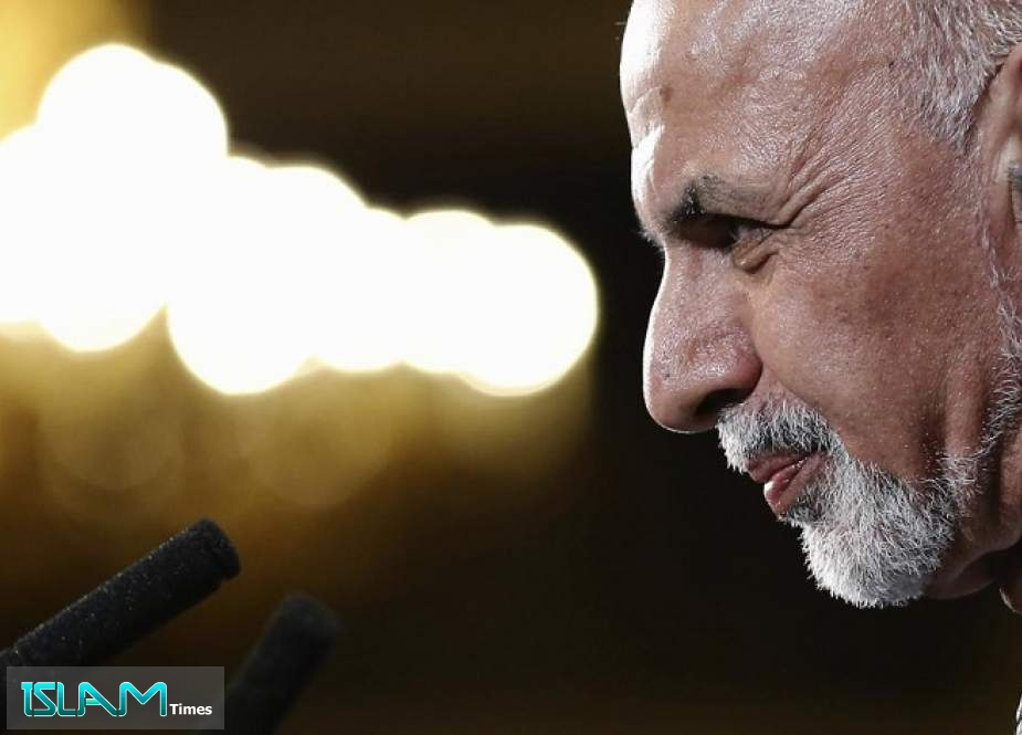 Ashraf Ghani: It Is Time for Withdrawal of US Troops from Afghanistan