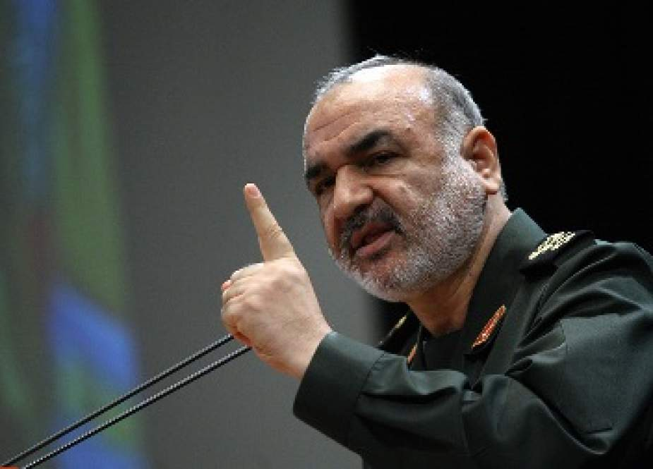 Major General Hossein Salami, Commander of the Islamic Revolution Guards Corps (IRGC).jpg