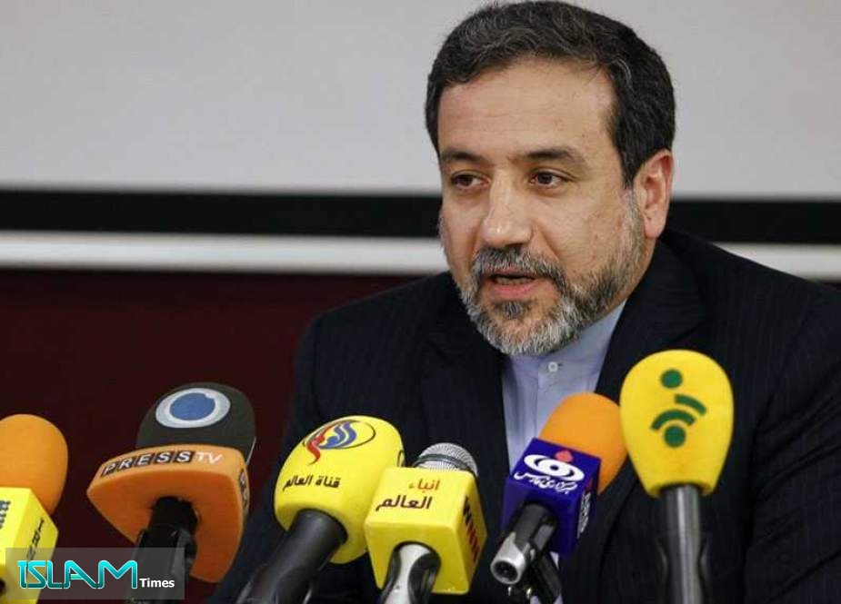 Iran's Araqchi: US Ready to Lift Large Chunk of Sanctions