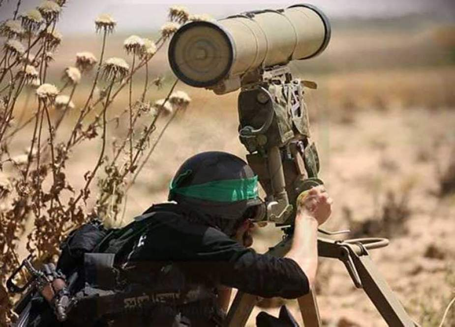 Izzedine Al-Qassam Brigades, an operation that targeted  Israel.jpg