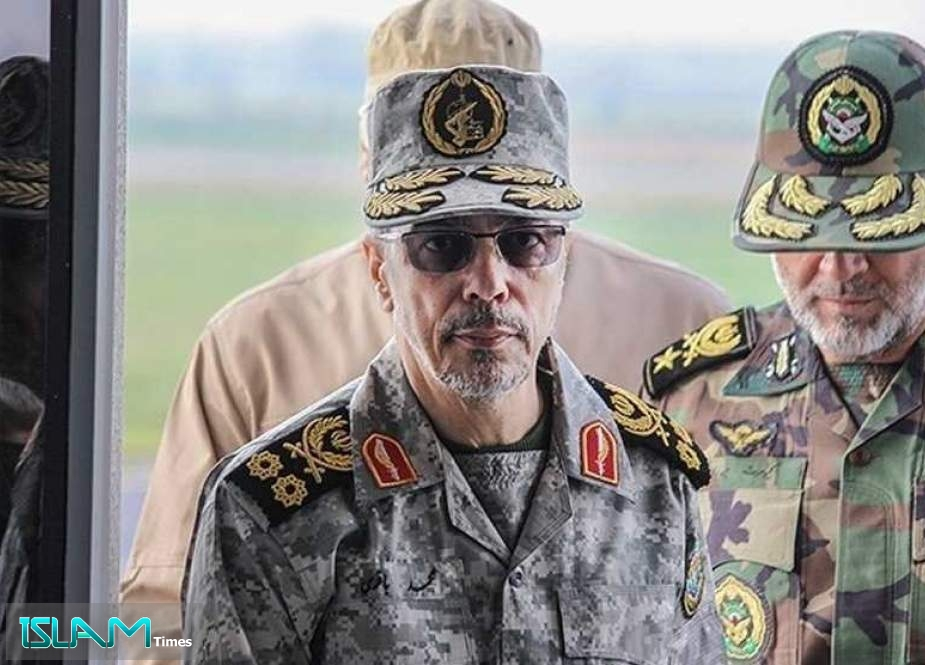 Balance of Power Shifted Away from 'Infanticidal Zionists' toward Palestinians: Gen. Baqeri